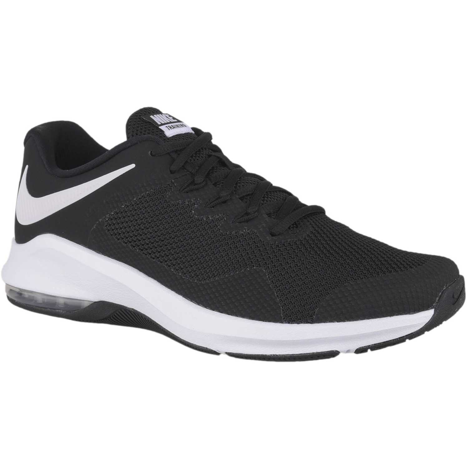 Nike nike air max alpha trainer Negro blanco Hombres