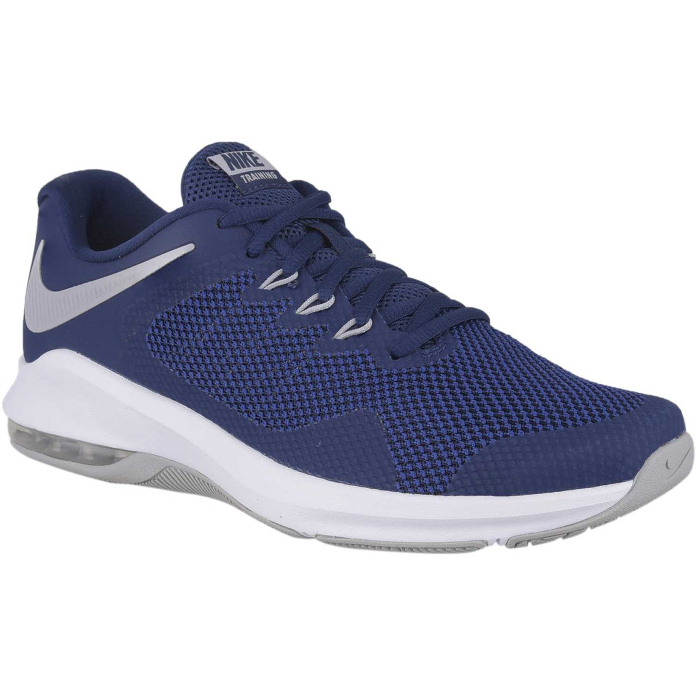 Zapatillas Nike Air Max Alpha Trainer Gris claro Y Azul