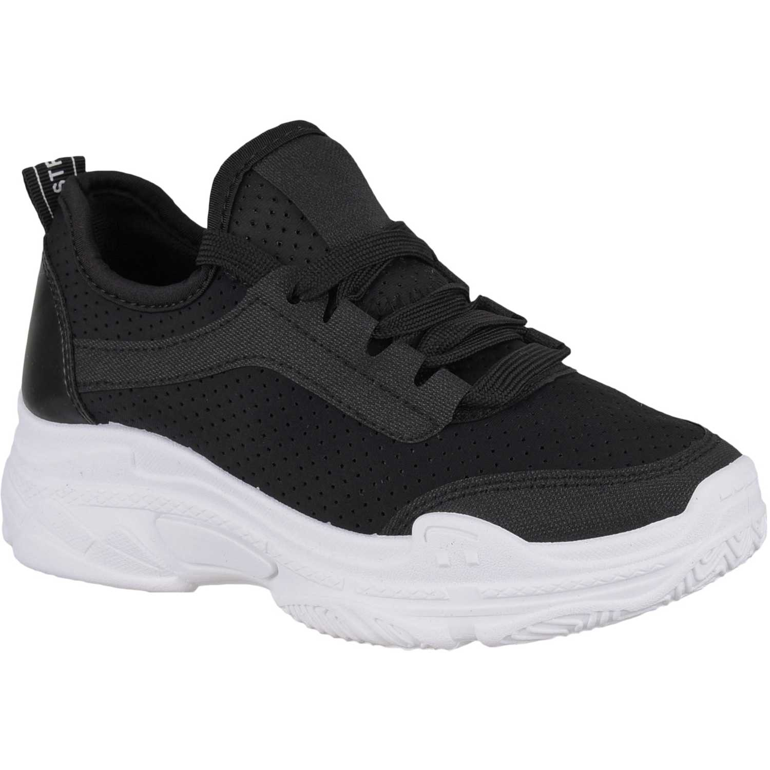 Platanitos z 4243 Negro Zapatillas Fashion
