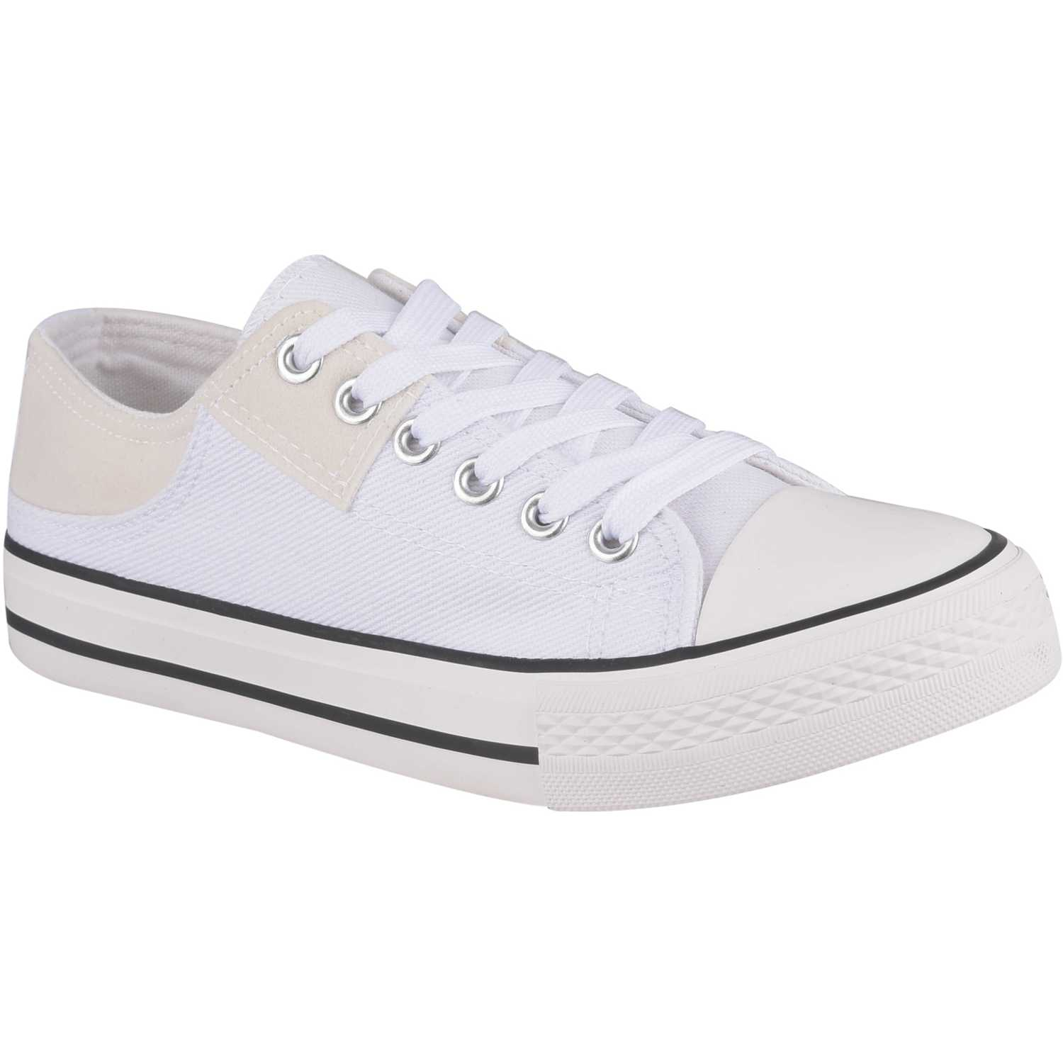 Just4u zc 013 Blanco Zapatillas Fashion