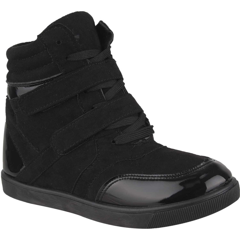 Platanitos Zbw 5092 Negro Zapatillas de moda