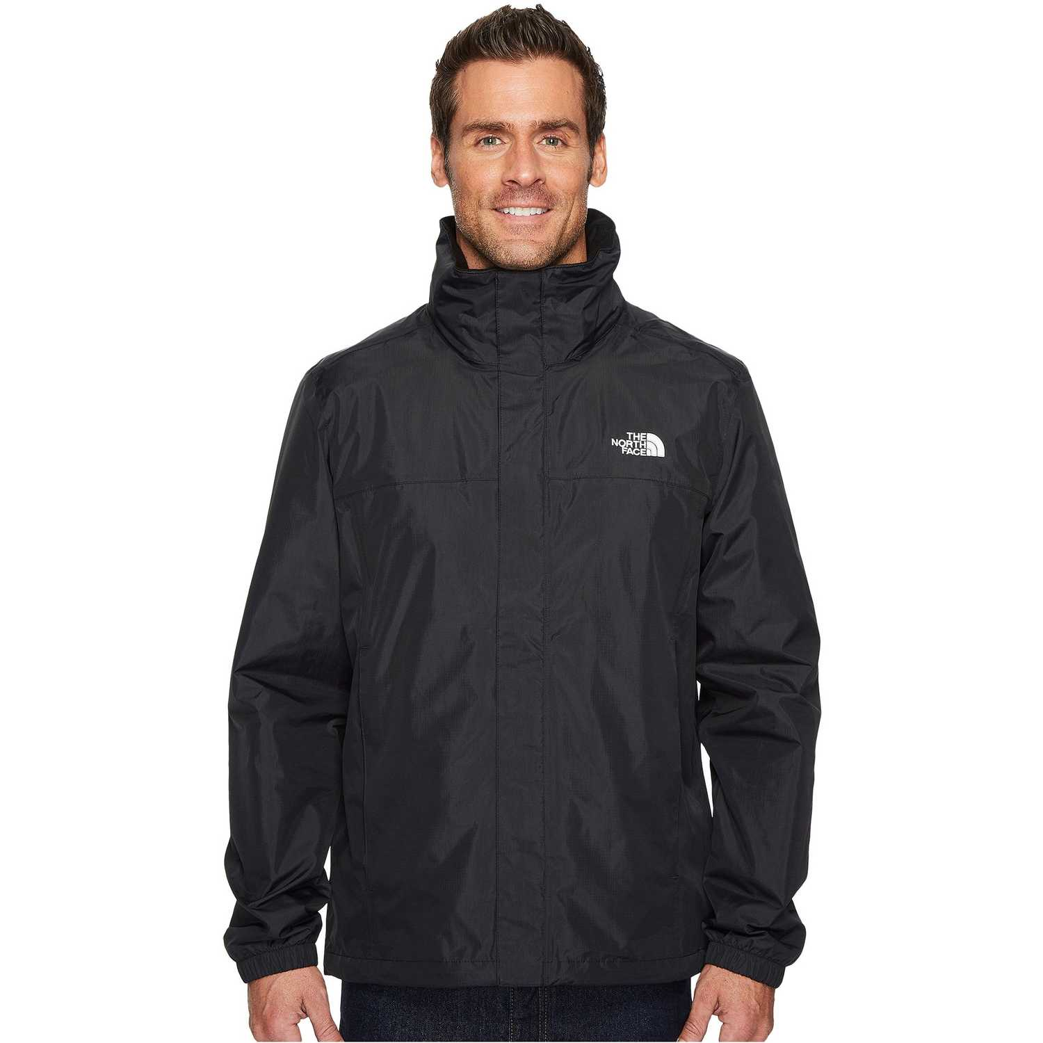The North Face m resolve 2 jacket Negro Casacas de Atletismo