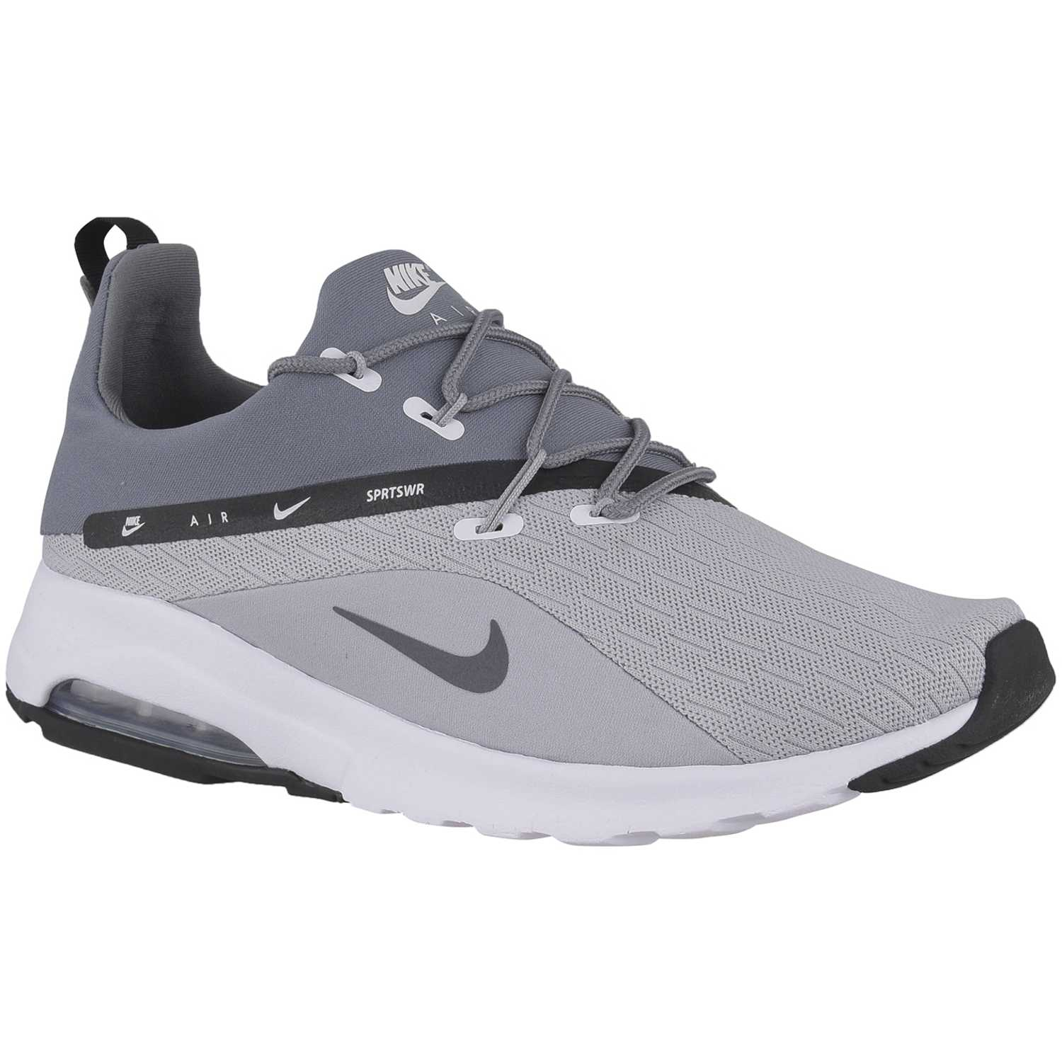 Nike air max motion racer 2 Gris / plomo Walking ...