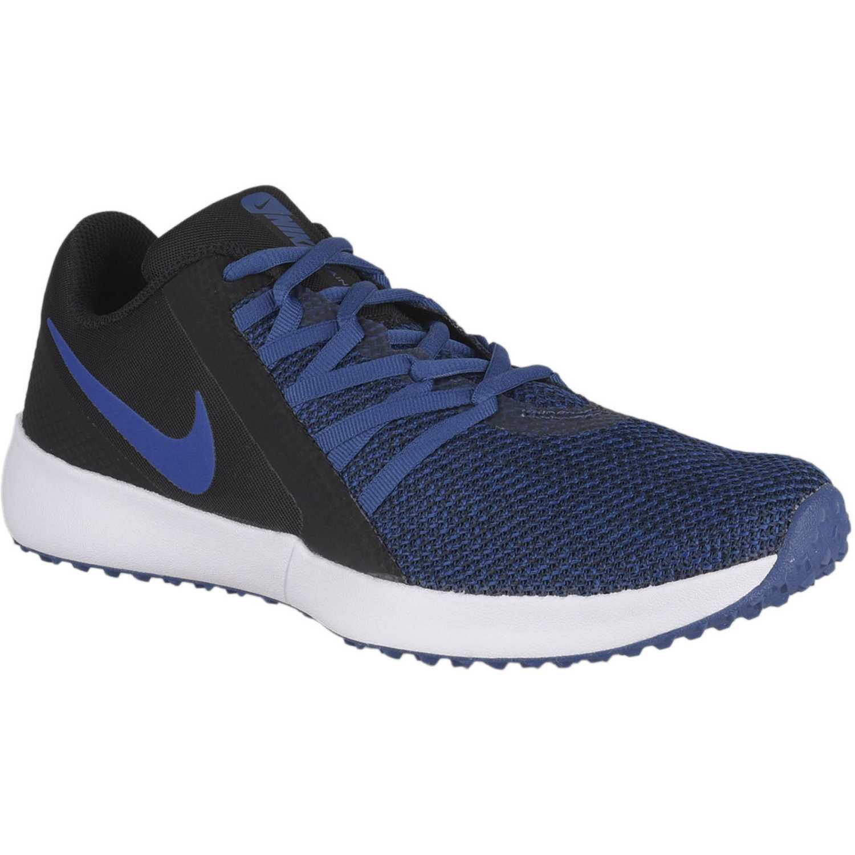 Zapatilla de Hombre Nike Azul / negro nike varsity compete trainer