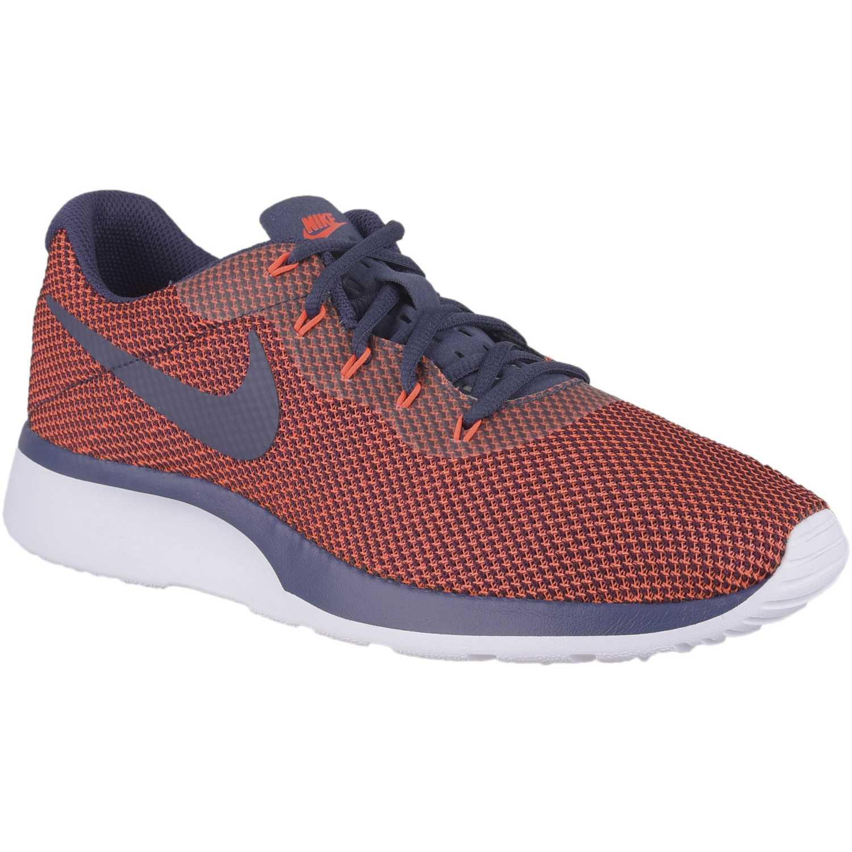 Nike tanjun racer Rojo / azul Walking