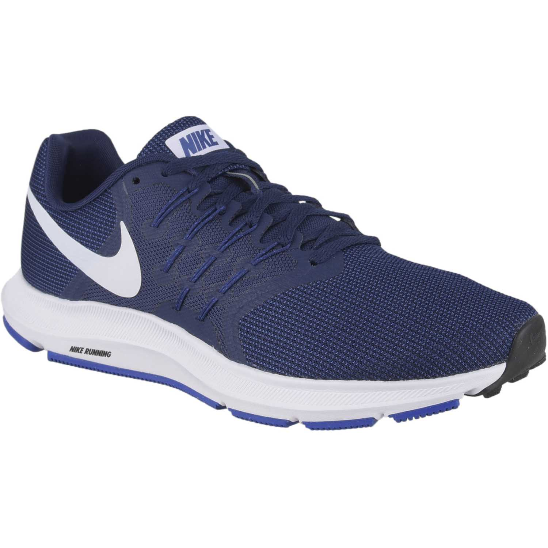 Nike run swift Azul / blanco Running en pista