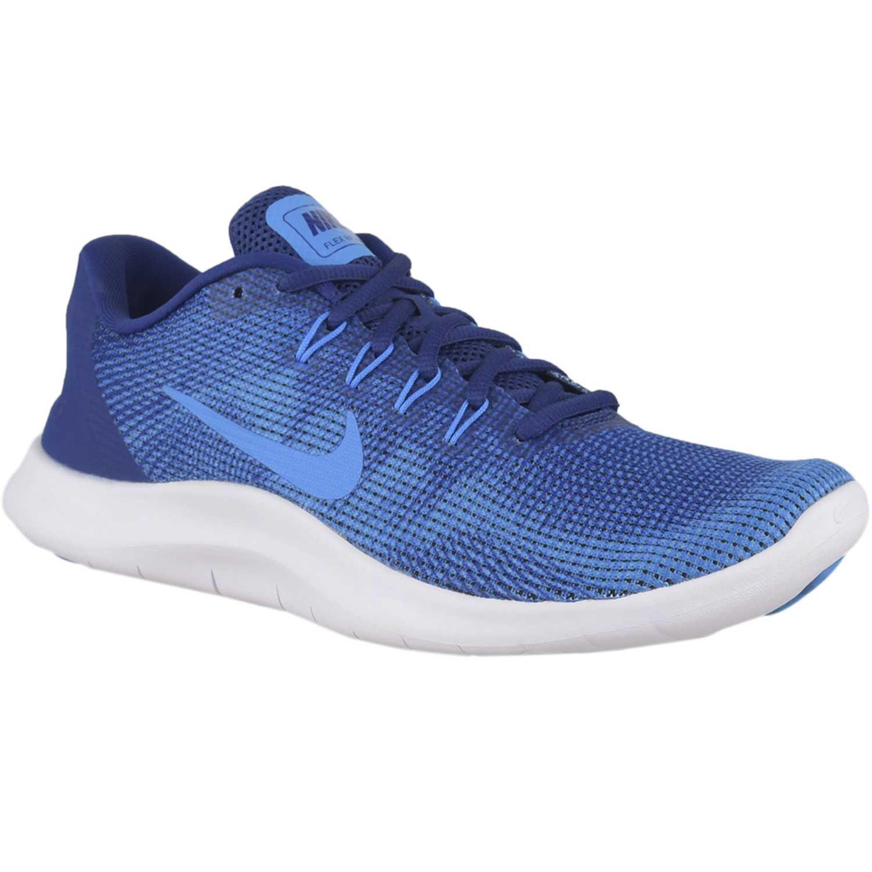 Nike nike flex 2018 rn Azul Running en pista