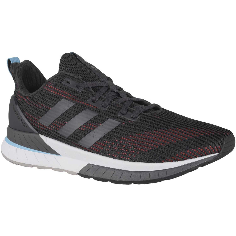 Adidas questar tnd Negro / rojo Running en pista
