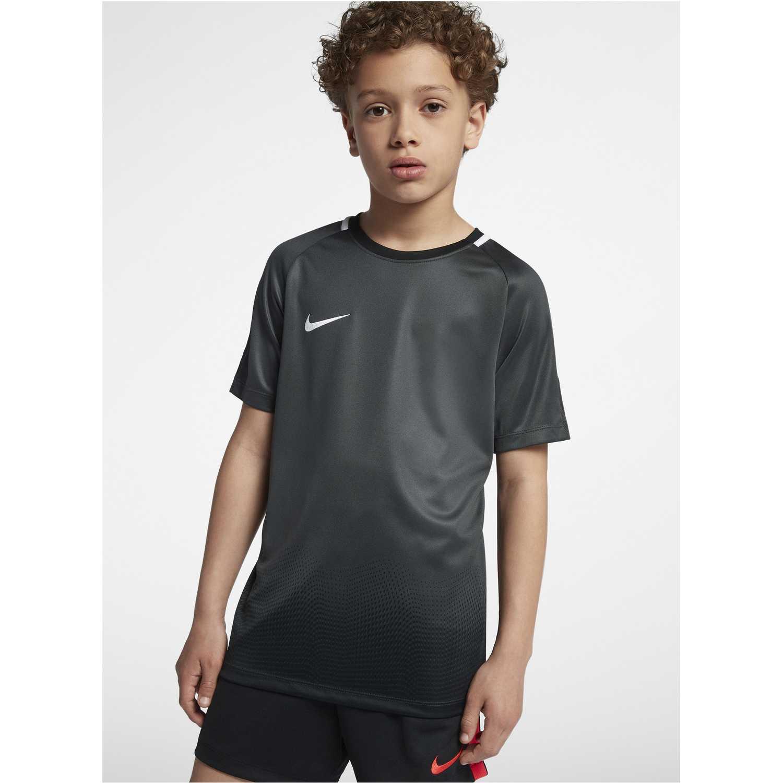 Deportivo de Jovencito Nike Plomo b nk dry acdmy top ss gx