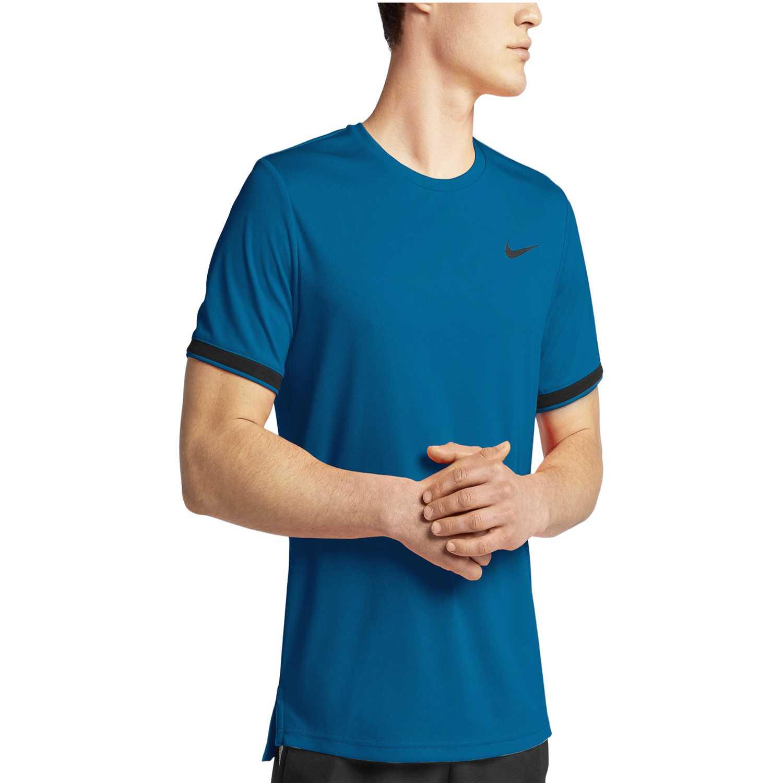 Nike m nkct dry top team Acero Polos