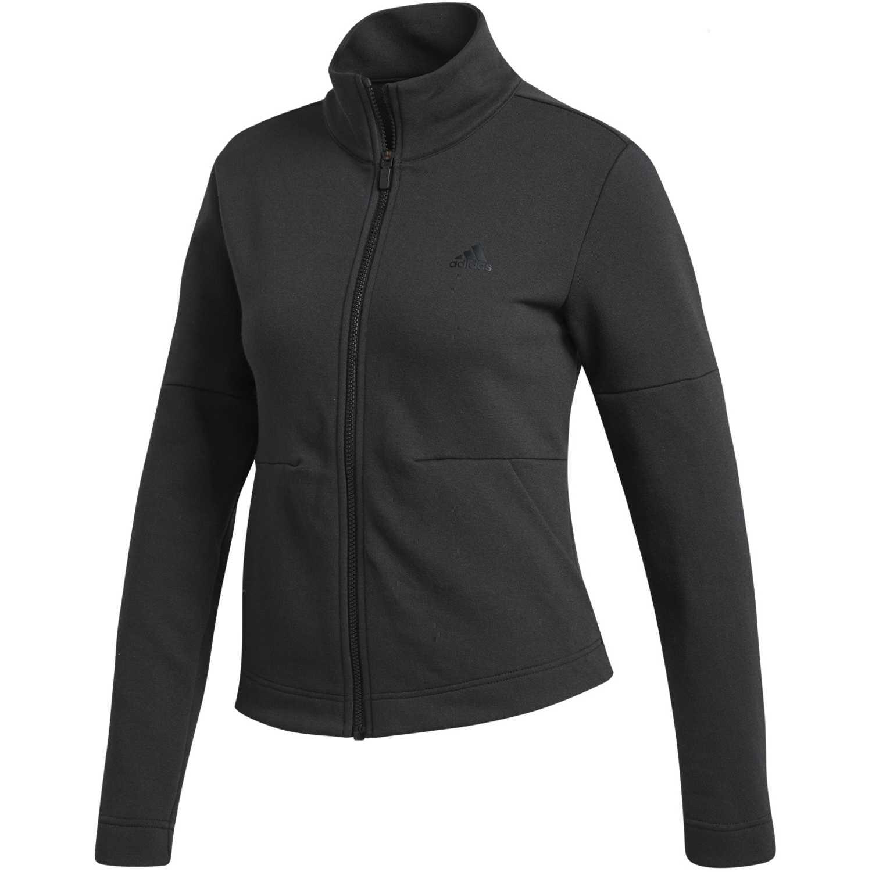 Adidas w s2s track top Negro Sweatshirts Deportivos