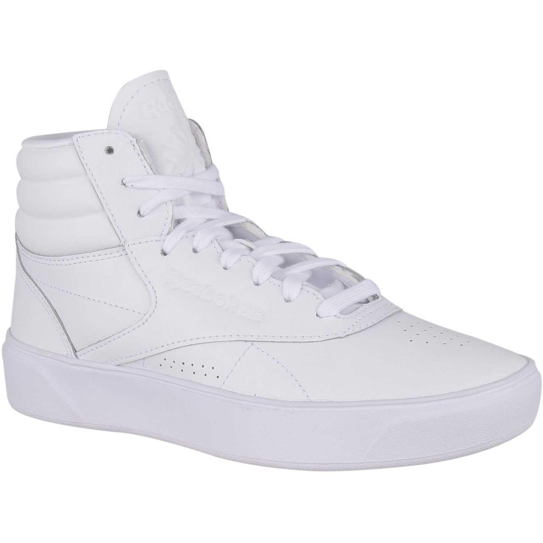 Zapatillas de Jovencita Reebok Blanco f/s hi nova