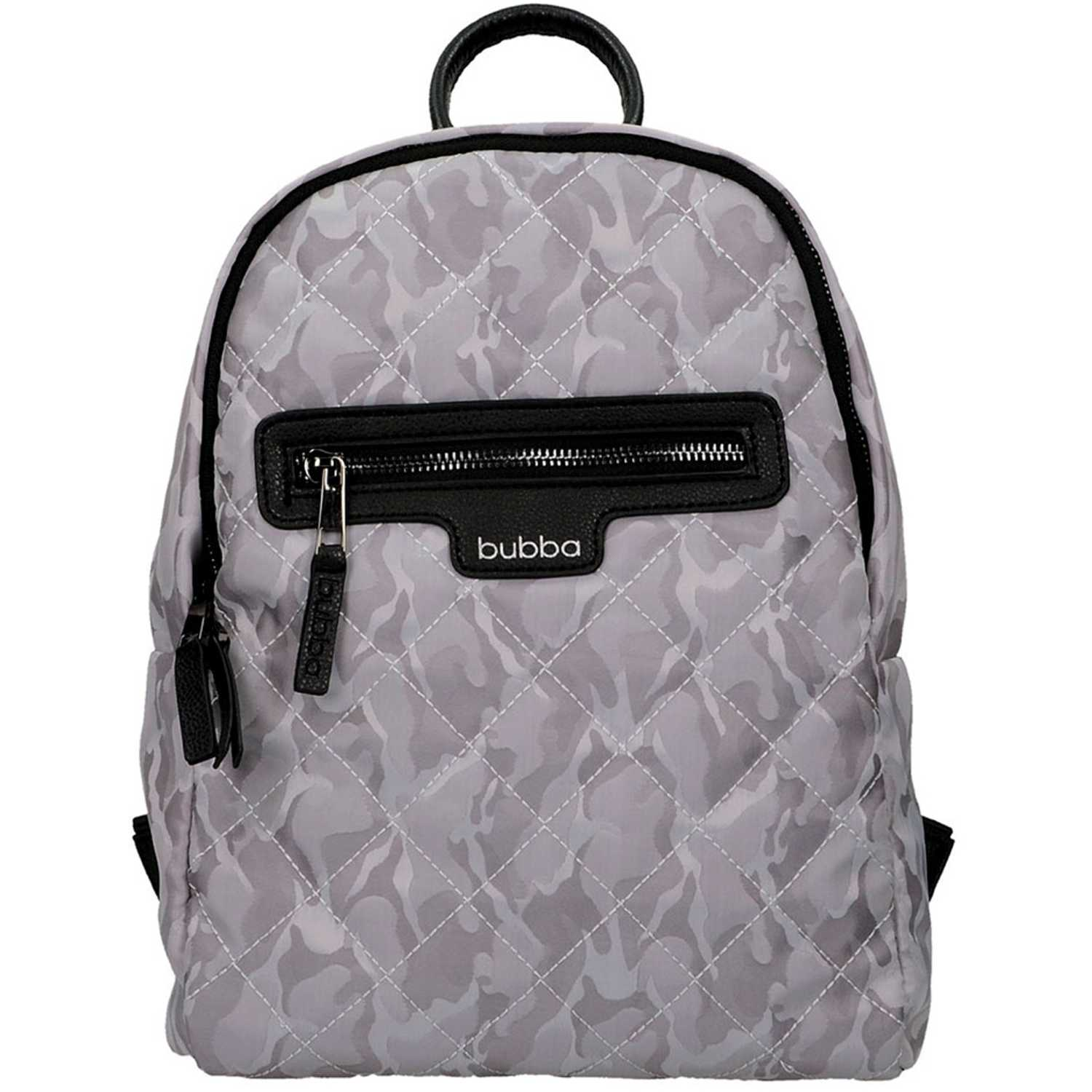 BUBBA Mochila Bubba Glam REGULAR Gris / negro Mochilas Multipropósitos