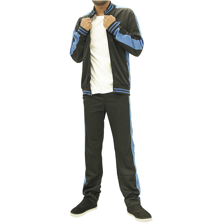 Skechers buzo-162-36279dd Negro / azul Buzos Deportivos