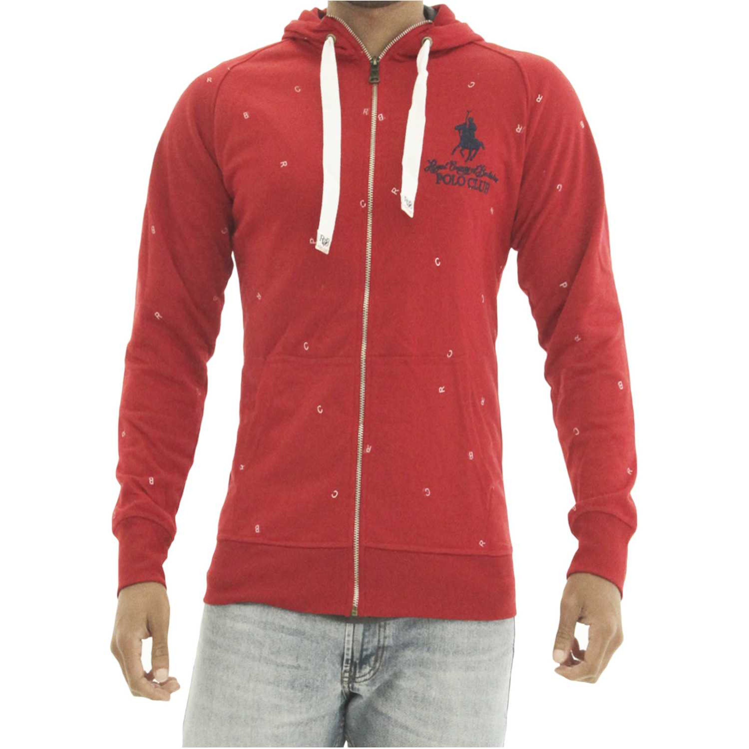 BERKSHIRE POLO CLUB casaca-159-1536927-roj Rojo Denim