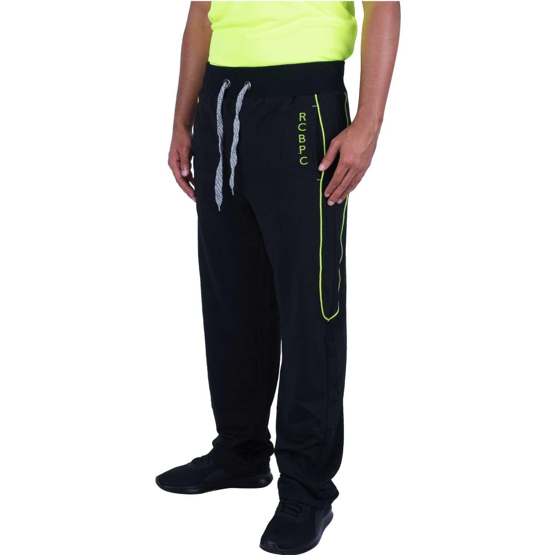 BERKSHIRE POLO CLUB pantalon-159-1535238 Negro Pantalones Deportivos