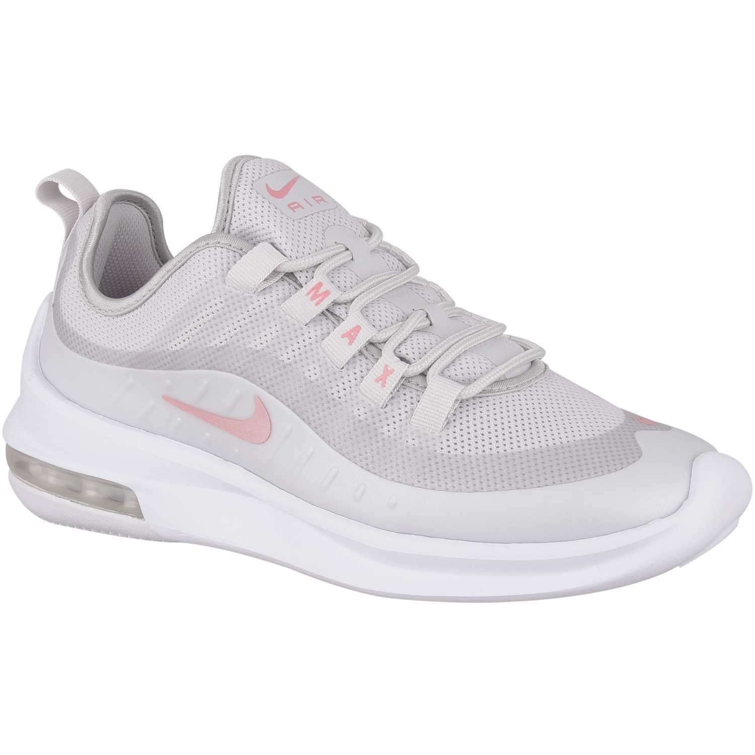 Nike Mujer De Gris Air Wmns Blanco Max Axis Cuña f7gyvYb6