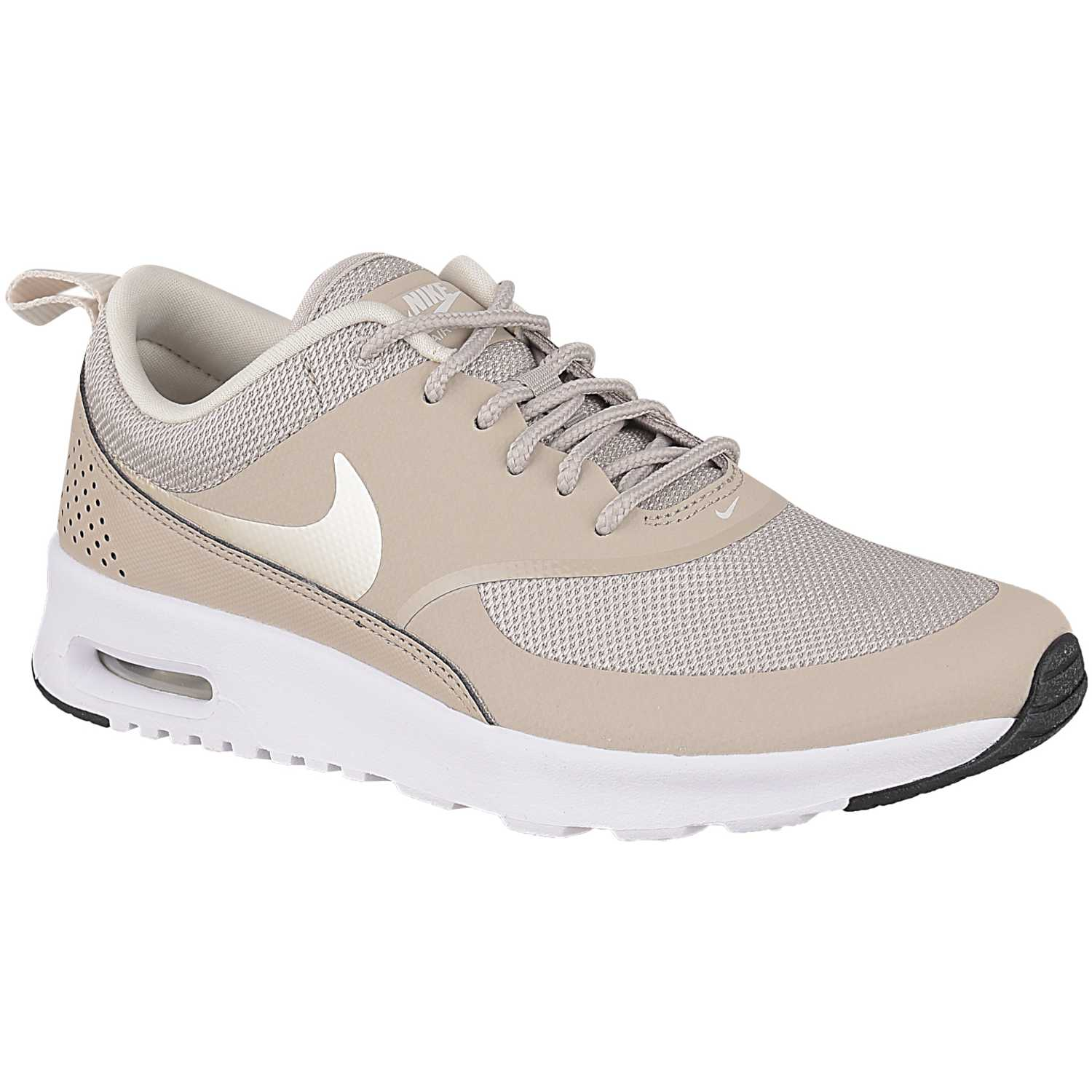 Nike w nike air max thea Beige / blanco Walking