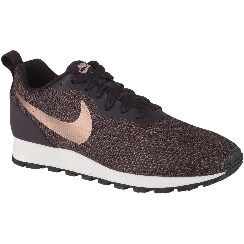 Nike wmns nike md runner 2 eng mesh Burgundy Walking ...