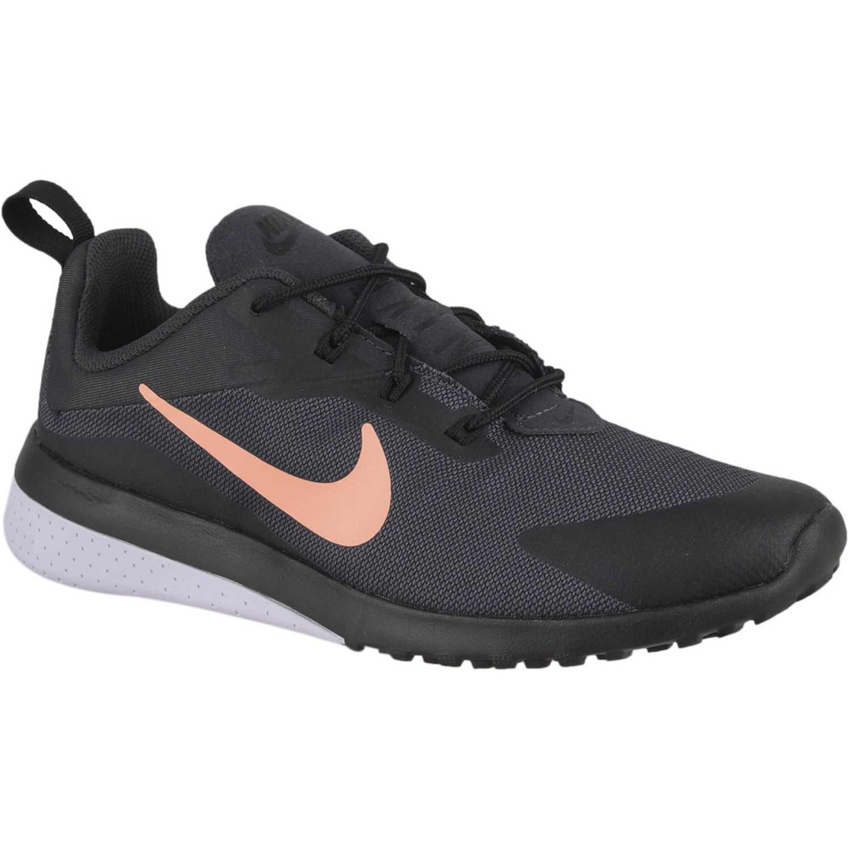 Nike wmns nike ck racer 2 Negro / rosado Walking