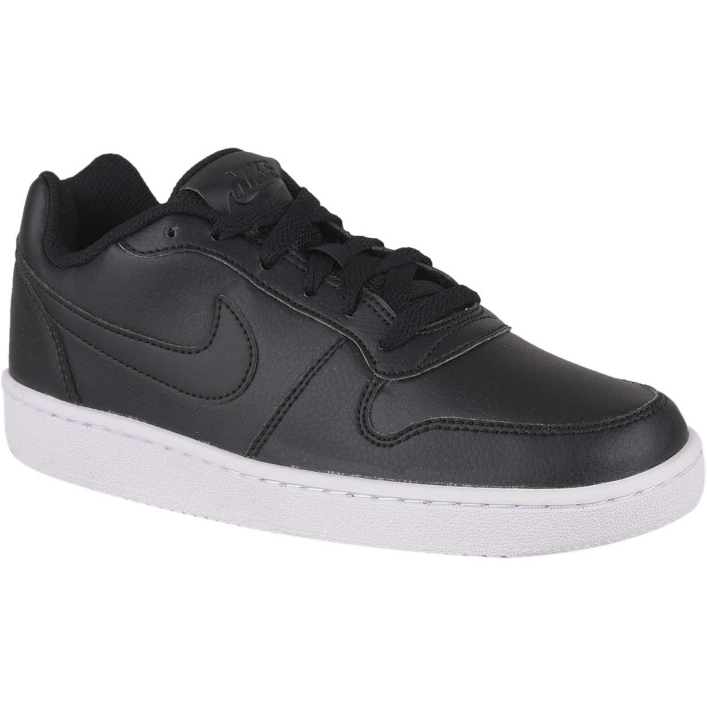 Casual de Mujer Nike Negro / blanco wmns nike ebernon low sl
