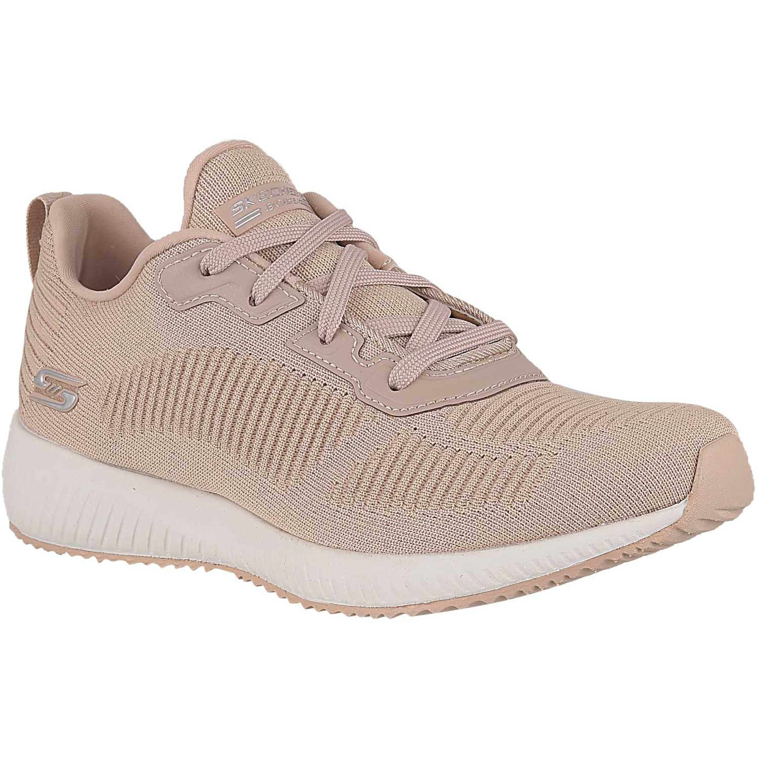 Skechers bobs squad - total glam Melon / blanco Walking