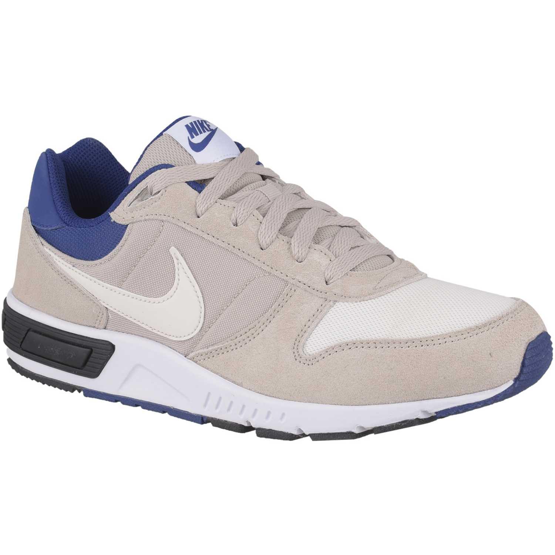 Nike nike nightgazer Gris / azul Walking