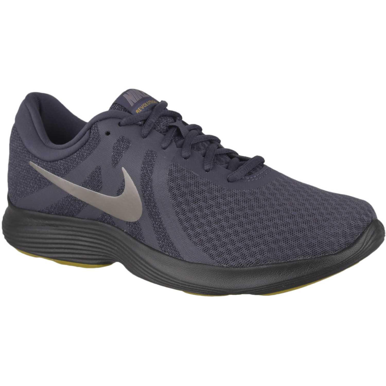 Nike nike revolution 4 Gris / blanco Trail Running