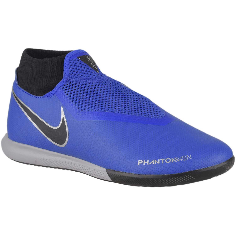 diseño innovador zapatillas de deporte para baratas atractivo y duradero Nike phantom vsn academy df ic Azul / negro Hombres | platanitos.com