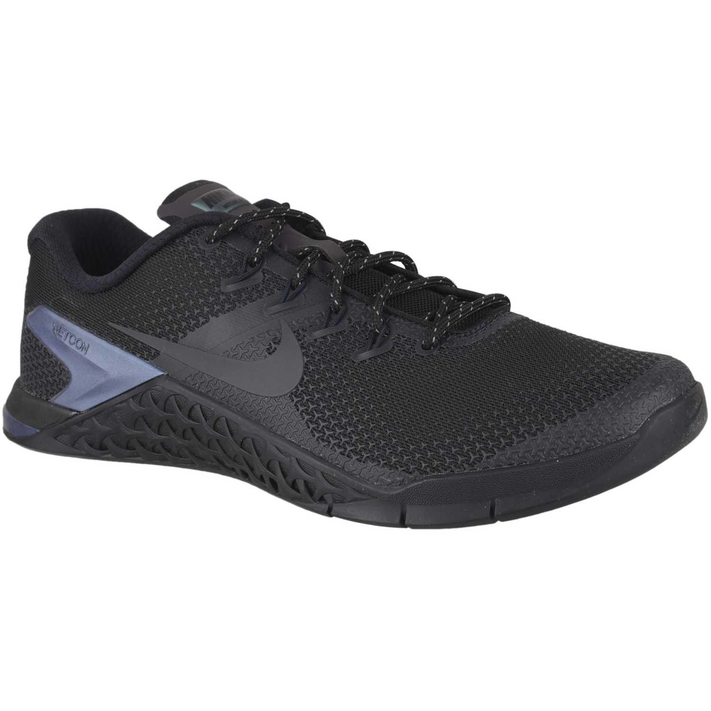 Nike nike metcon 4 prem Negro / azul Hombres