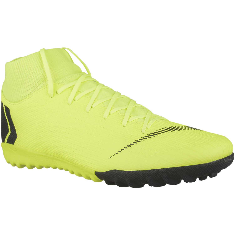 Nike superflyx 6 academy tf Amarillo /negro