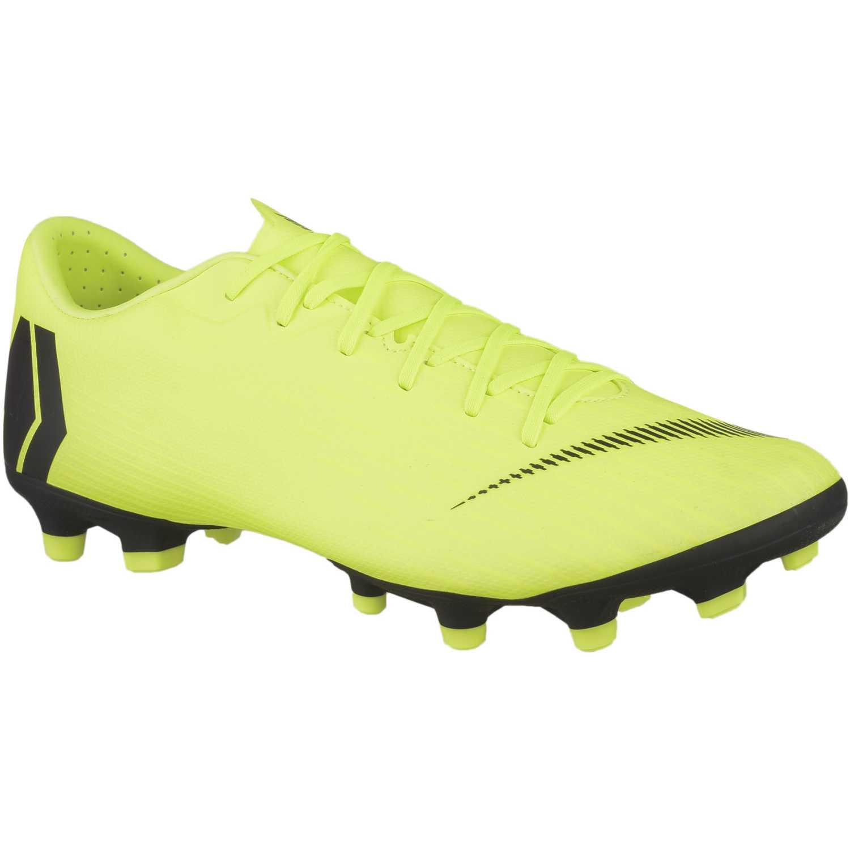 Zapatilla de Hombre Nike Amarillo /negro vapor 12 academy fg/mg