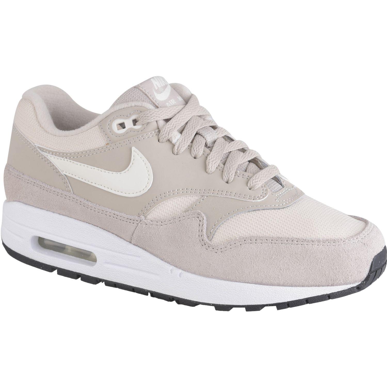 Nike w air max 1 Beige / blanco Walking