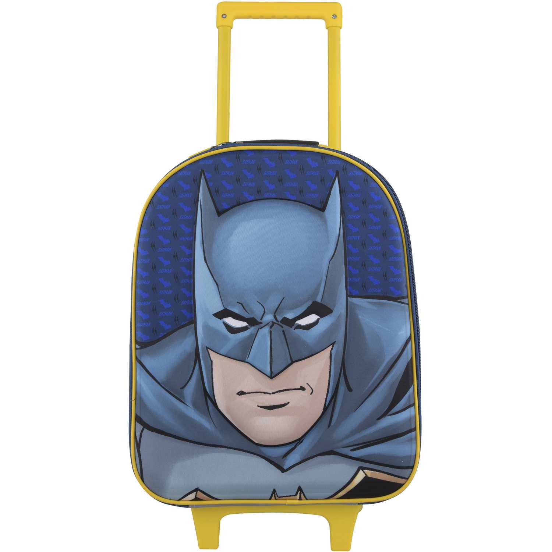 BATMAN mochila con ruedas batman mascara Negro Maletas para Niños