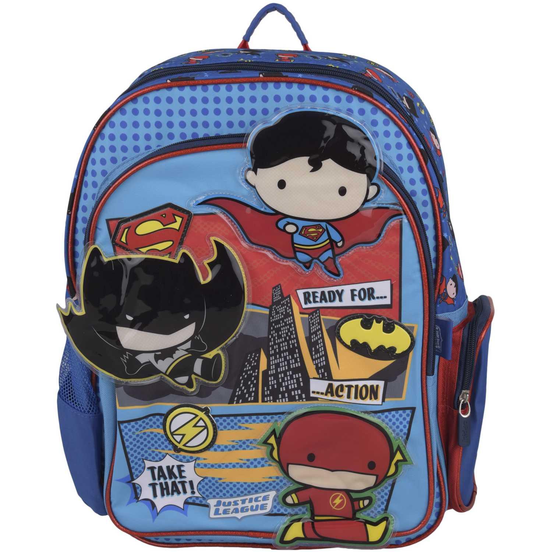 CHIBI mochila chibi pvc niño Azul / rojo mochilas