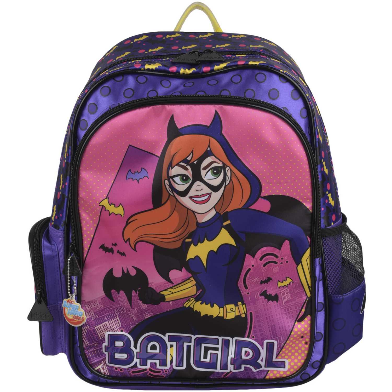 BATGIRL mochila dc super hero girls batgirl Rosado / negro mochilas
