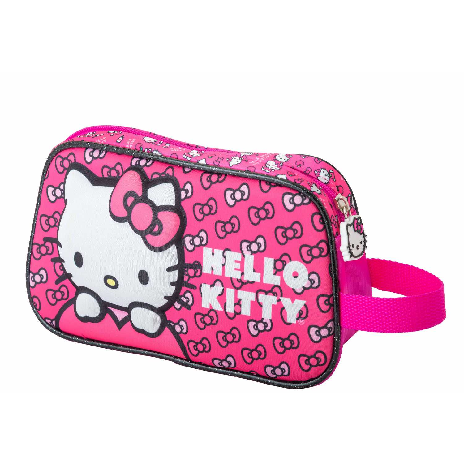 Cartuchera de Niña Scool Fucsia 9 scool hello kitty cart fantasia division