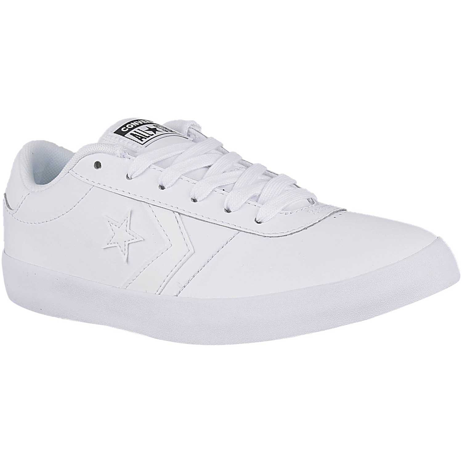 Converse point star leather Blanco Walking