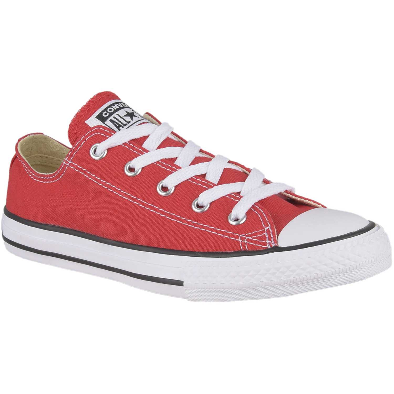 Converse Ct As Core Ox Rojo / blanco Para caminar