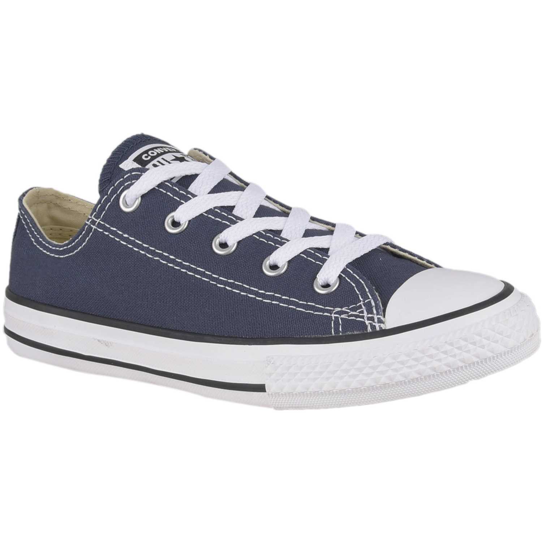 Converse ct as core ox Navy / Blanco Walking