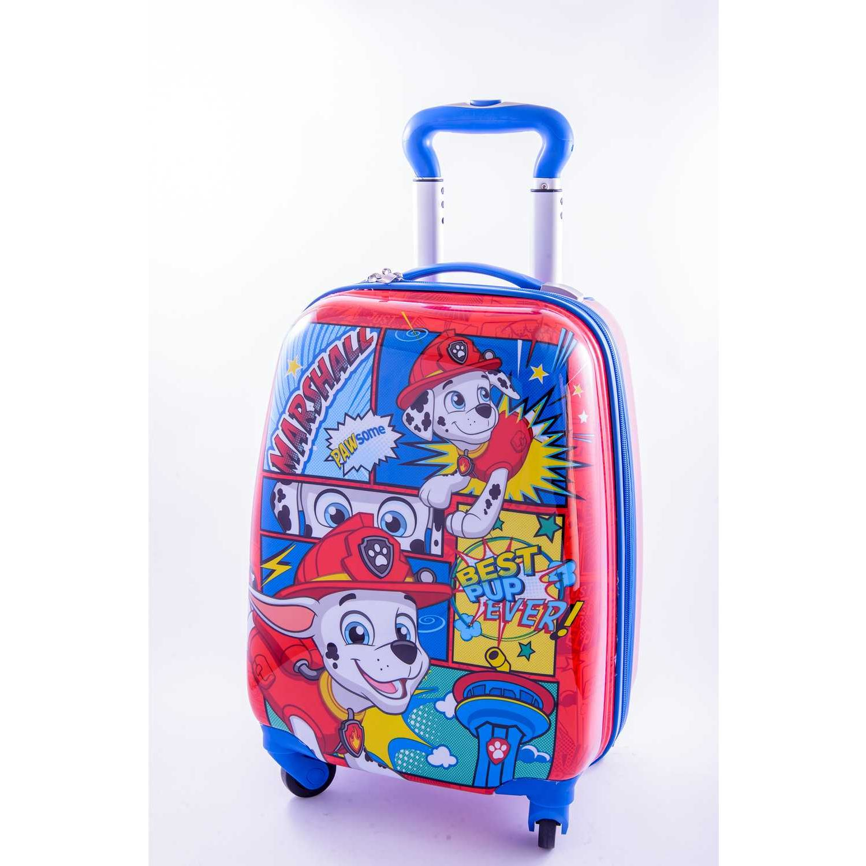 Paw Patrol 9 scool paw patrol h maleta strong Azul mochilas