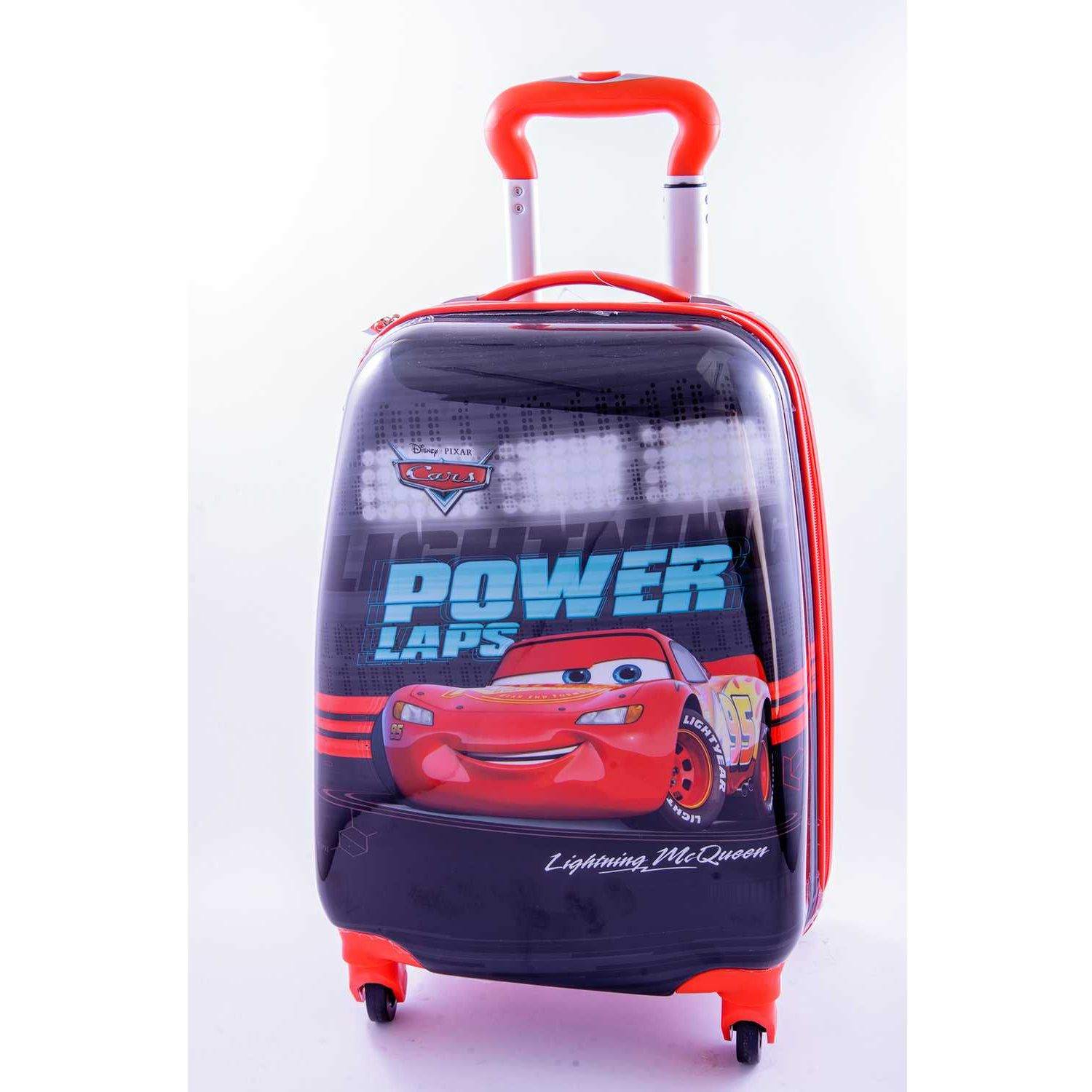 Cars 9 Scool Cars Maleta Strong Negro Mochilas