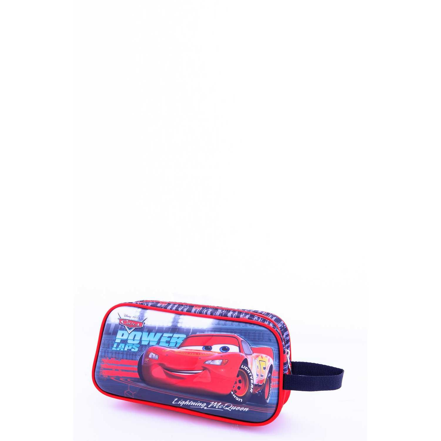 Cars 9 SCOOL CARS CART STRONG DIVISION Negro portalápices