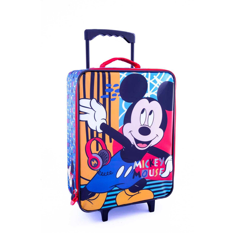 Mickey 9 Scool Mickey Maleta Económica Amarillo Mochilas
