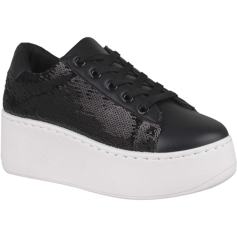 Platanitos Zc 2308 Negro Zapatillas de moda