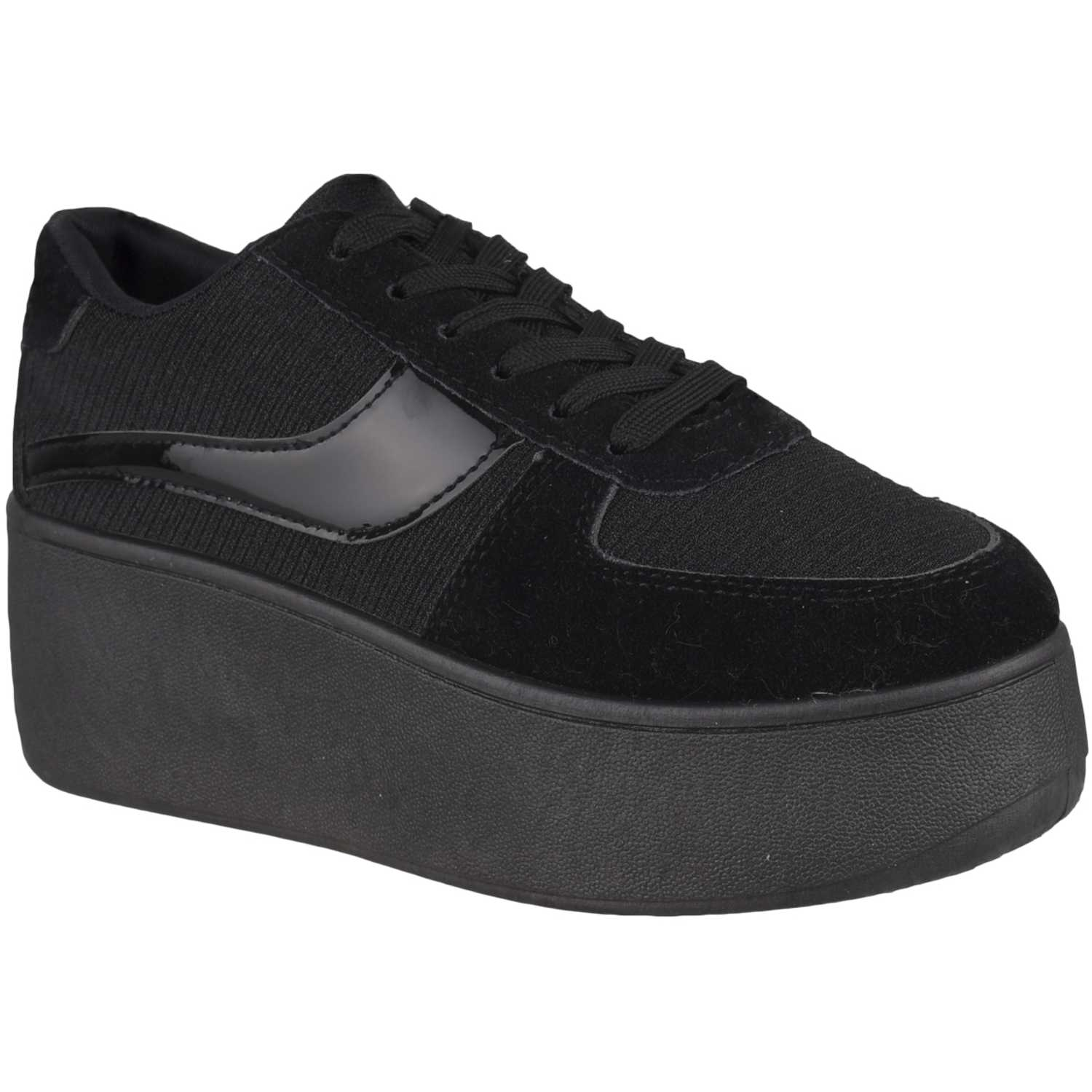 Platanitos zc 2383 Negro Zapatillas Fashion