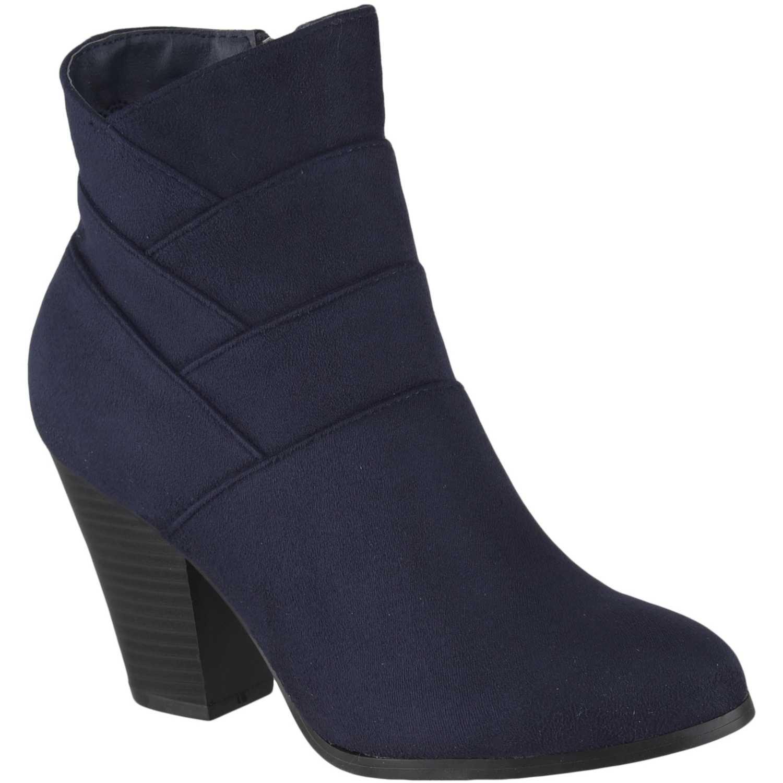 Platanitos Bt Danielle55 Azul Botines
