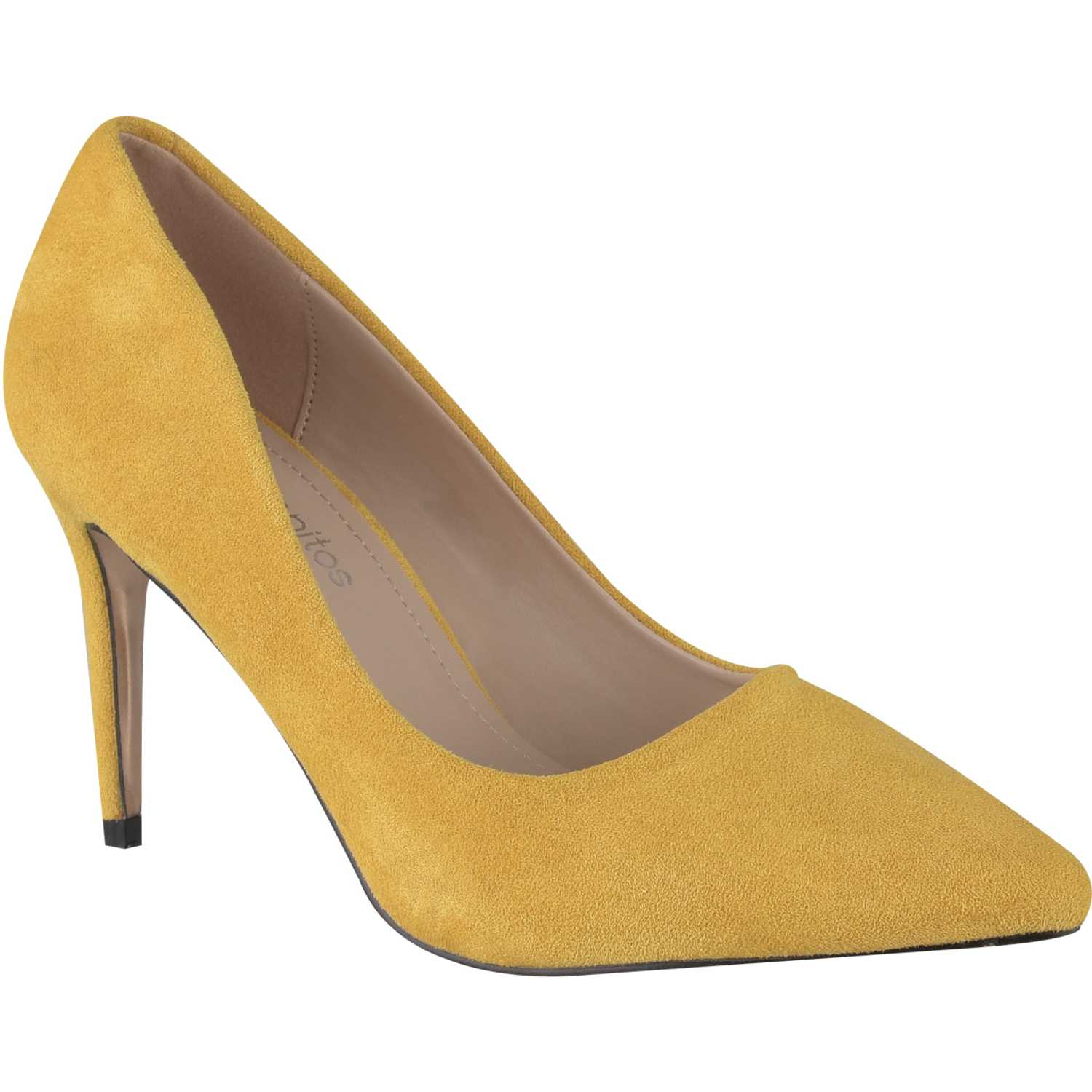 Platanitos cv 33 Amarillo Estiletos y Pumps