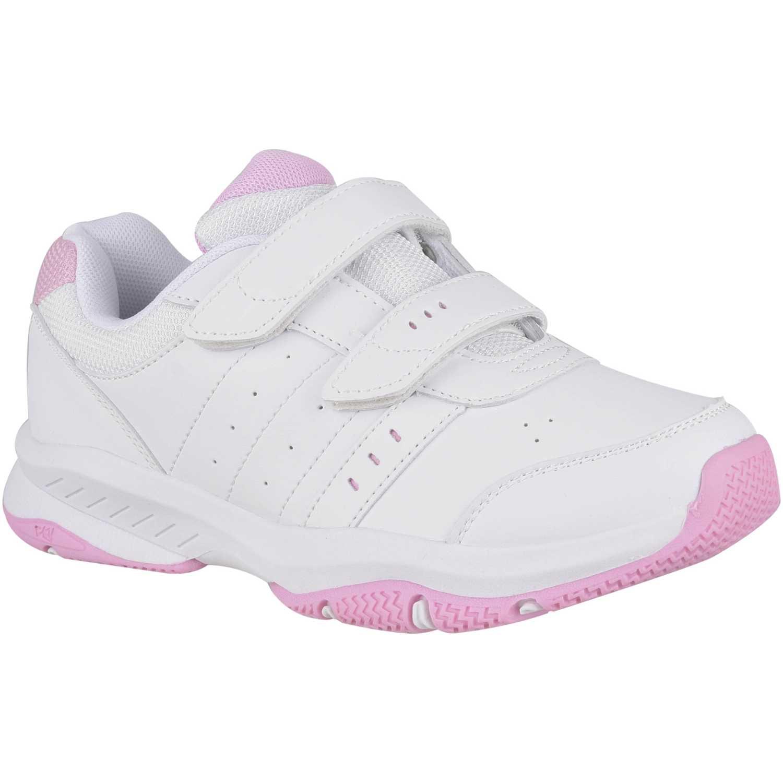 Colloky 9724-10-S3 Blanco / rosado Zapatos