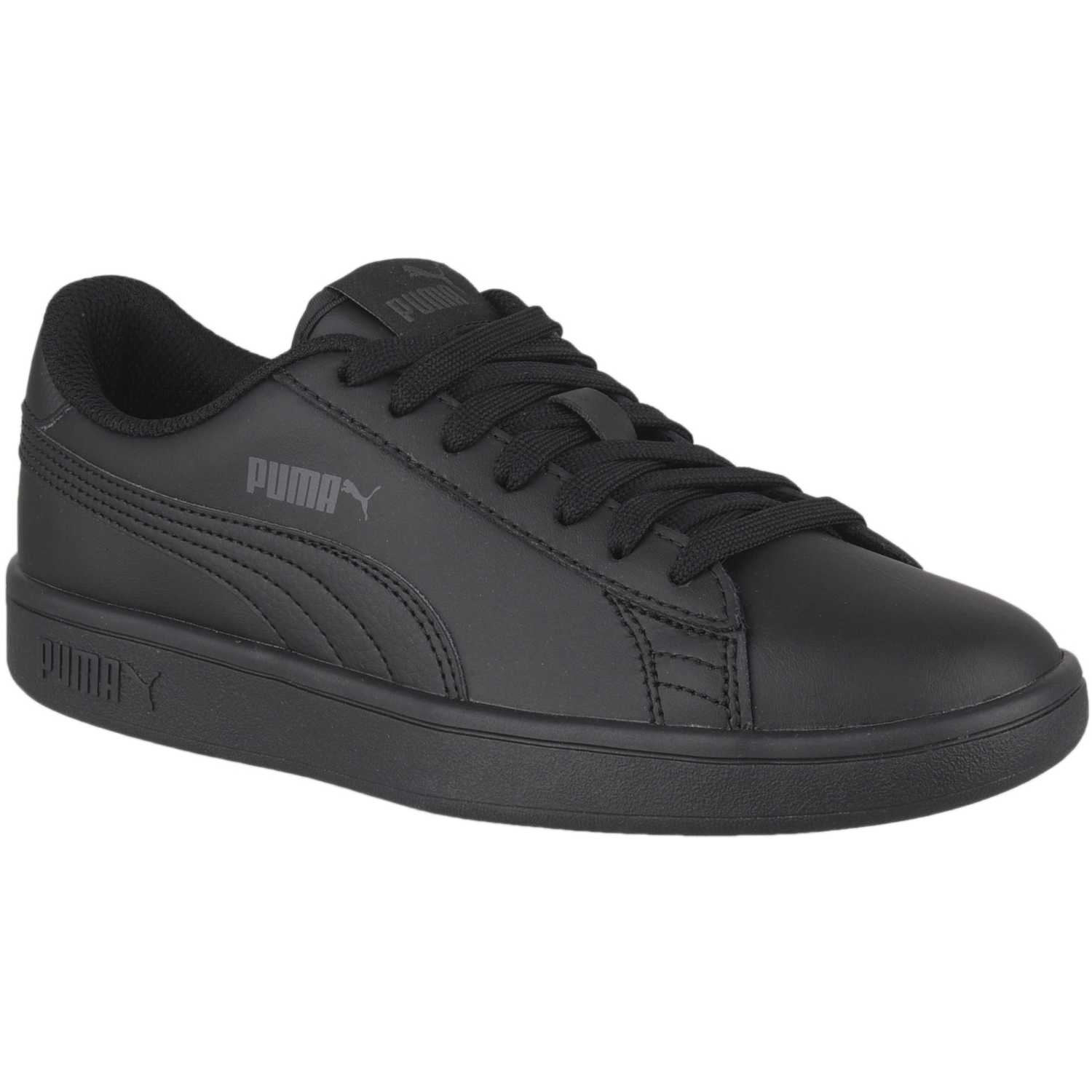 Puma puma smash v2 l jr Negro Walking | platanitos.com